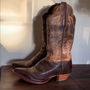 Authentic Size 7, Lightly Worn Ariat Cowgirl Boots
